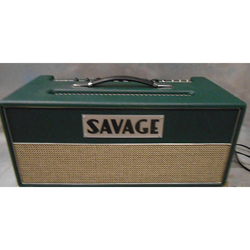 In Store Used Used SAVAGE AUDIO BLITZ 50 Tube Guitar Amp Head