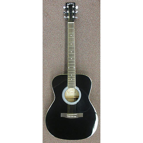 In Store Used Used SEPIA CRUE F140 Black Acoustic Guitar