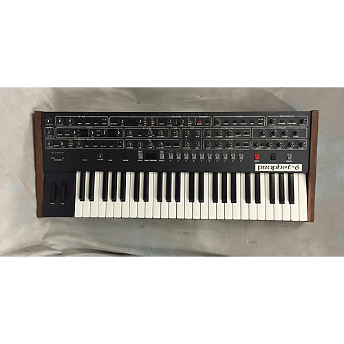 In Store Used Used SEQUENTIAL PROPHET6 Synthesizer-thumbnail