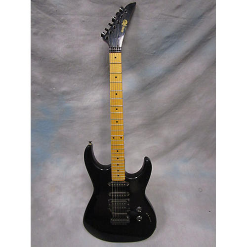 In Store Used Used SERIES 10 DOUBLE CUT Black Solid Body Electric Guitar