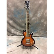 Used SGC MIL STD VSB Vintage Sunburst Solid Body Electric Guitar