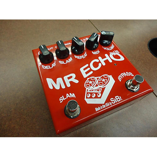 In Store Used Used SIB MR ECHO PLUS Effect Pedal