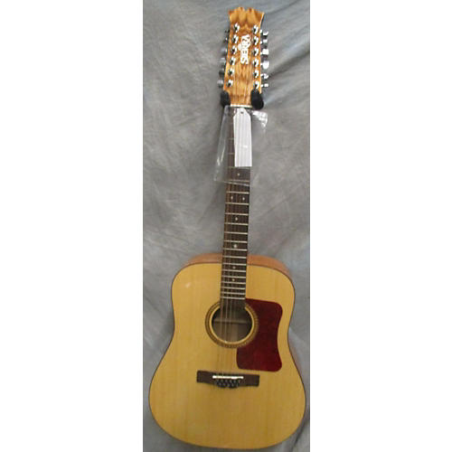 In Store Used Used SIERRA SS112 Natural 12 String Acoustic Guitar-thumbnail