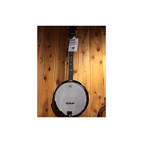 In Store Used Used SIGMA BANJO SB-10 Worn Natural Banjo Worn Natural