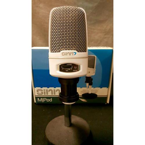 In Store Used Used SINN7 AUDIO MPOD USB MIC USB Microphone-thumbnail