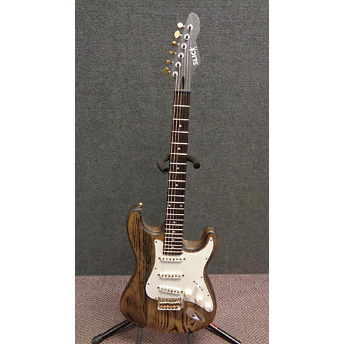 In Store Used Used SLICK DOUBLE CUT STYLE Natural Solid Body Electric Guitar