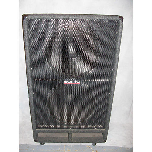 In Store Used Used SONIC 215 CAB Bass Cabinet