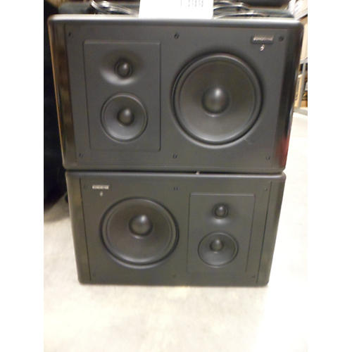 In Store Used Used SONODYNE PAIR OF SM-300V2 Powered Monitor