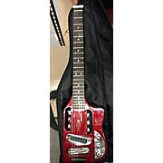 Used SPEEDSTER TRAVELER GUITAR BLOOD RED Electric Guitar