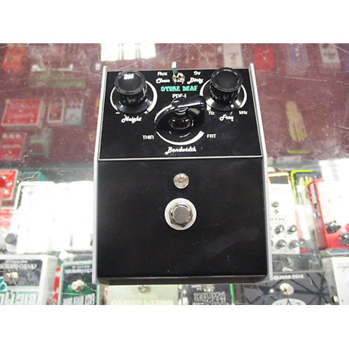 In Store Used Used STONE DEAF PDF-1 Effect Pedal