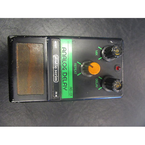 In Store Used Used STUDIO SEREIS AD01 Effect Pedal-thumbnail