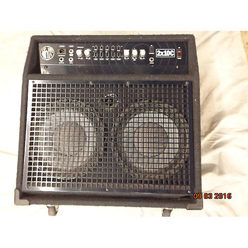 In Store Used Used SWC 2X10C Bass Combo Amp-thumbnail