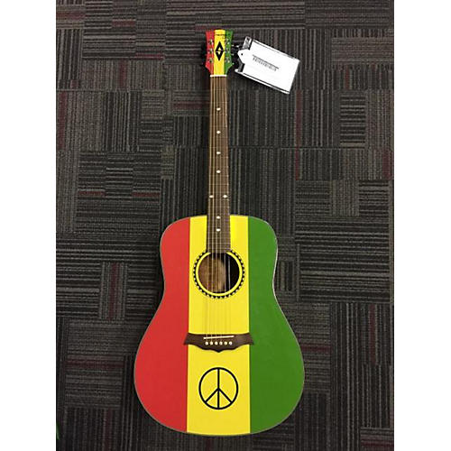 In Store Used Used SWING ACOUSTIC JAMAICA Acoustic Guitar-thumbnail