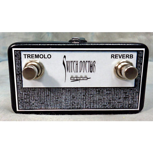 In Store Used Used SWITCH DOCTOR TREMOLO REVERB Footswitch