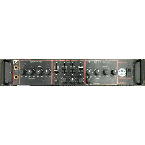 In Store Used  Used SWR SM400S Bass Amp Head-thumbnail