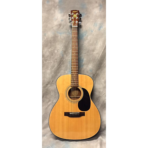 In Store Used Used Saga Music Bristol BM-16 Natural Acoustic Guitar
