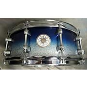 Used Sakae 5.5X14 SD1455BE Drum Blue
