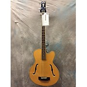 Used Sammick Acoustic Bass Natural Acoustic Bass Guitar