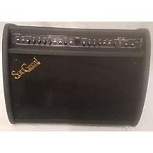 Used SanGreal IMC-1 Gold Acoustic Guitar Combo Amp