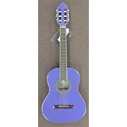 Used Sanmateo Scs6 Pp Purple Classical Acoustic Guitar
