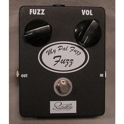 In Store Used Used Satellite My Pal Fuzz Effect Pedal-thumbnail