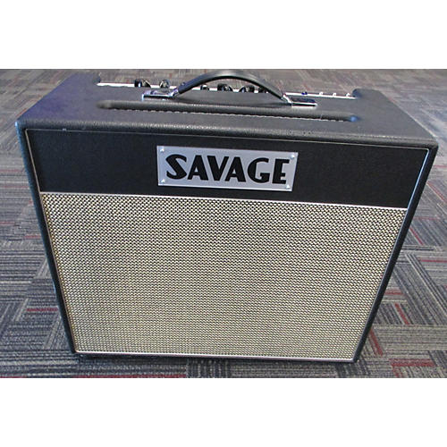 In Store Used Used Savage Audio Rohr 15 Tube Guitar Combo Amp