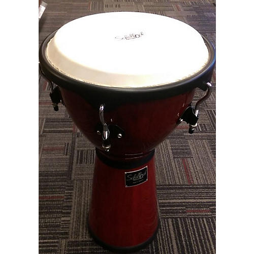 In Store Used Used Schalloch Percussion 12in Djembe Djembe-thumbnail