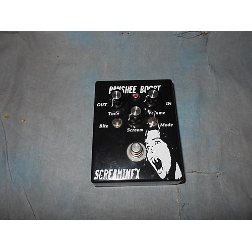 In Store Used Used ScreaminFX Banshee Boost Effect Pedal