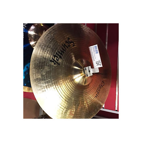 In Store Used Used Scymtek 18in Classic Crash Cymbal-thumbnail