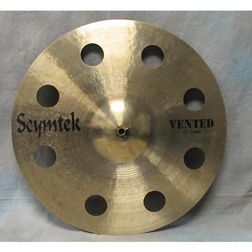 In Store Used Used Scymtek 19in Vented Cymbal