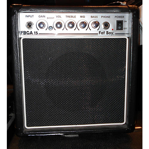 In Store Used Used Sears Model No.257 Guitar Combo Amp-thumbnail