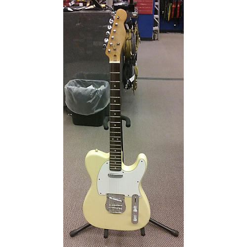 In Store Used Used Sekova Mij 1970s T-style Vintage White Solid Body Electric Guitar-thumbnail