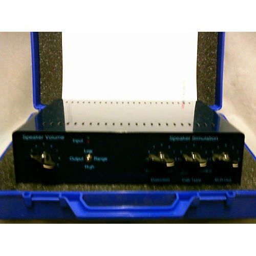 In Store Used Used Sequis Motherload 8 Ohm Power Attenuator