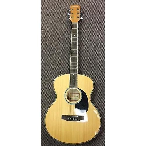 In Store Used Used Sequoia AGW4015 Natural Acoustic Guitar-thumbnail