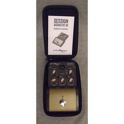 In Store Used Used Session LR Baggs Direct Box-thumbnail