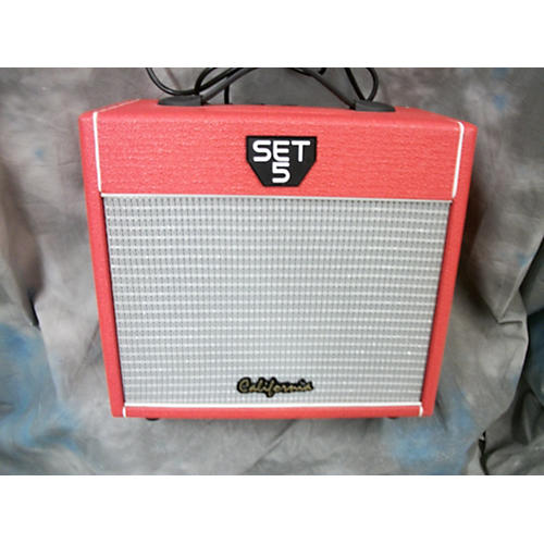In Store Used Used Set5 California Guitar Combo Amp