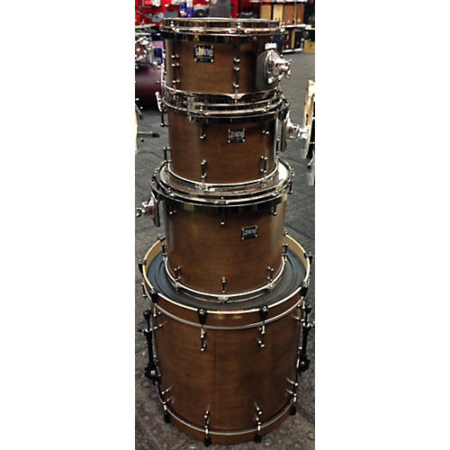 In Store Used Used Shine 4 Piece Custom 6ply Maple Drum Kit-thumbnail