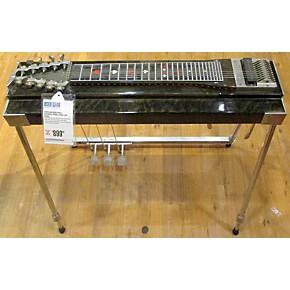 used sho bud pro 1 natural pedal steel lap steel guitar center. Black Bedroom Furniture Sets. Home Design Ideas