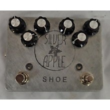 Used Shoe Silver Apple Effect Pedal