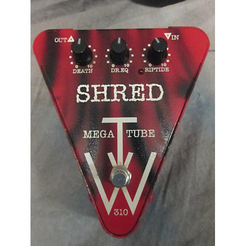 In Store Used Used Shred Mega Tube 310 Effect Pedal