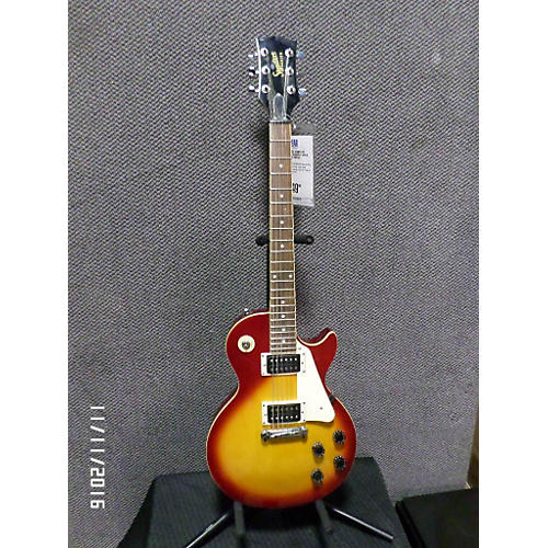In Store Used Used Signature Series Les Paul 2 Color Sunburst Solid Body Electric Guitar