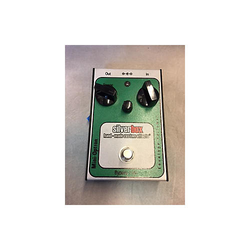 In Store Used Used Silverbox Envelope Follower Effect Pedal