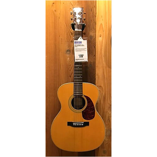 In Store Used Used Silvercreek 2010s SC-T170 Natural Acoustic Guitar-thumbnail