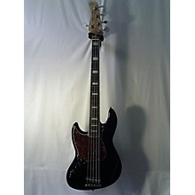 Used Sire Left Handed 5 String Jazz Bass Black Electric Bass Guitar
