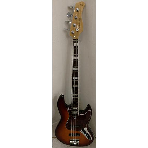 In Store Used Used Sire Marcus Miller V7 3 Tone Sunburst Electric Bass Guitar