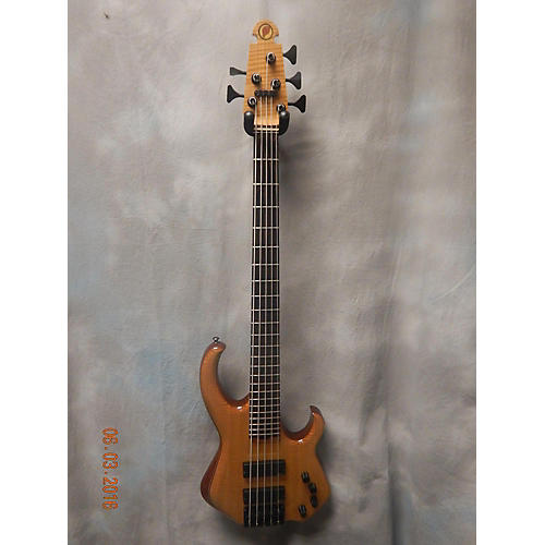 In Store Used Used Skjold C5 Vintage Natural Electric Bass Guitar