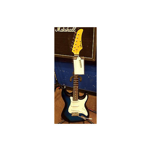 In Store Used Used Sky S Type Blue Sunburst Solid Body Electric Guitar