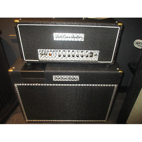 In Store Used Used Smith Custom Amplifiers CS-25 Guitar Stack-thumbnail