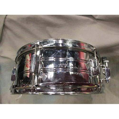 In Store Used Used Snare 5.5X14 Snare Chrome Drum-thumbnail