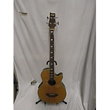 Used Sojing EX50 Natural Acoustic Bass Guitar